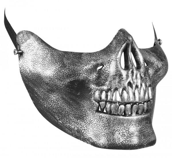 Halbmaske Totenkopf