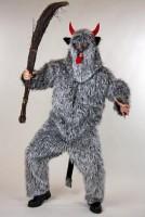 Kostüm Overall Teufelmonster
