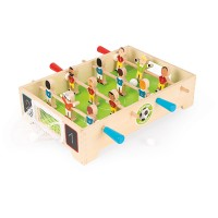 Janod Mini Tischfussball aus Holz