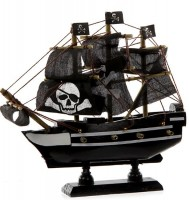 Piraten Modell - Segelschiff