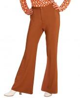 Braune Groovy Damenhose L/XL