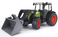 BRUDER Traktor Claas Nectis 2670F mit Frontlader