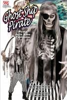 Kostüm Geisterschiff-Pirat M