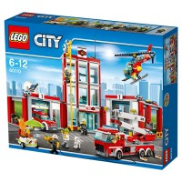 LEGO CITY Grosse Feuerwehrstation