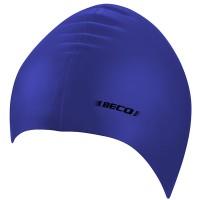 Beco Silikon-Schwimmhaube marine