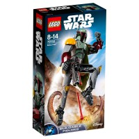 LEGO STAR WARS Boba Fett Actionfigur