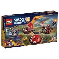 LEGO NEXO KNIGHTS Chaos-Kutsche des Monster-