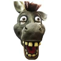 ZOELIBAT Maske Esel