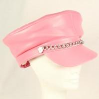 Rockermütze pink