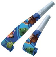 6 Luftrüssel Toy Story