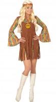 Kostüm Hippie-Girl XL