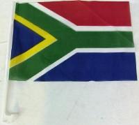 Autofahne Südafrika