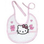 Hello Kitty Lätzchen klein Patchwork