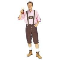 Anton Tiroler Kostüm Erwachsene Grösse 54-56