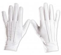 Handschuhe weiss