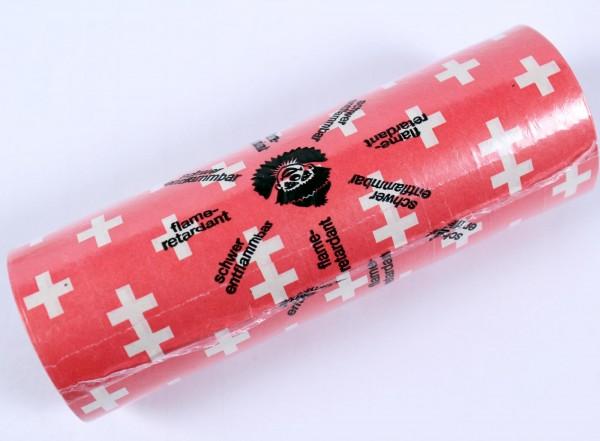 Luftschlangen Schweizer Kreuz