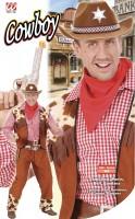 Cowboy Kostüm XL