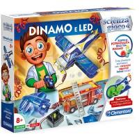Clementoni Dinamo e LED, I