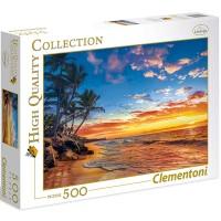 Clementoni Puzzle Paradise Beach 500 teilig