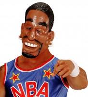 Maske Afro-Man