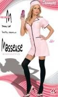Kostüm Masseuse M