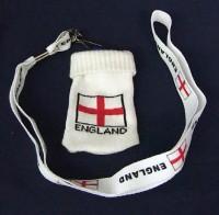Natelsocke und Band England