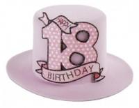 Mini Hut 18. Geburtstag