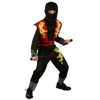 Drachen Ninja rot L (130-140)