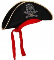 Piratenhut mit Bandana