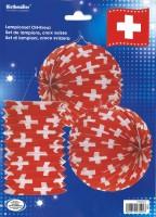 Schweizer Lampion-Set