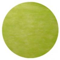 Grünes Tischset