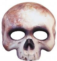Halbgesichtsmaske Totenkopf