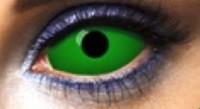 Kontaktlinse Sclera grün