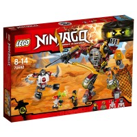 LEGO NINJAGO Schatzgräber M.E.C