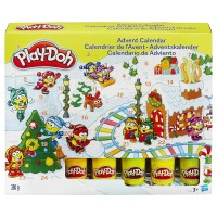 Adventskalender Play-Doh