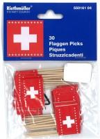 Schweizer Zahnstocherfähnli