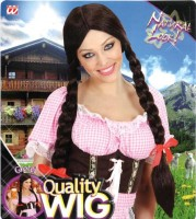 Perücke Gretel Bayerngirl