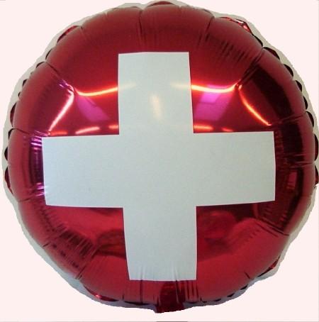 Folienballon Schweiz