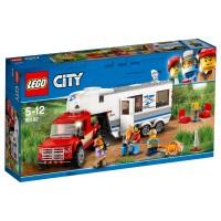 LEGO CITY Pickup & Wohnwagen
