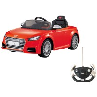 Noname Ride IN Audi TTS Roadster rot