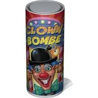 Tischbombe Clown 26cm