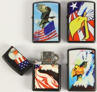 American Eagle Benzinfeuerzeug