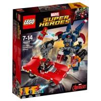 LEGO SUPER HEROES Iron Man gegen Detroit Steel