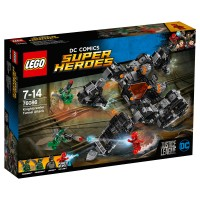 LEGO SUPER HEROES Knightcrawlers Tunnelattacke