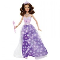 Barbie Modern fairytal Party Prinzessin