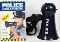 Polizei Megaphone Mini