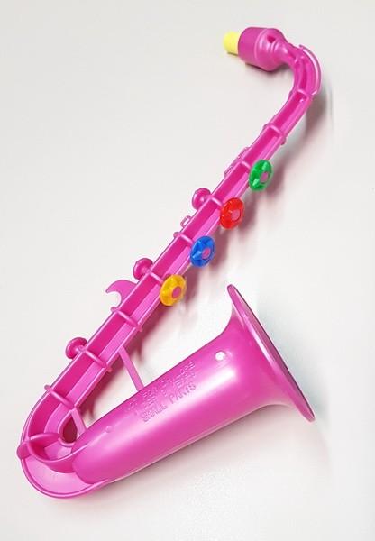 Saxophon pink