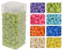 Farbige Dekosteine