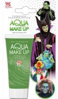 Grünes Aqua Make-Up