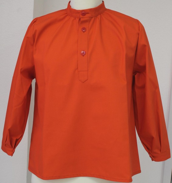 Waggishemd orange 128/140